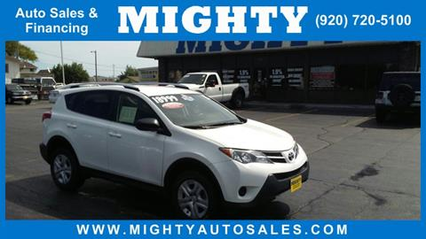 2015 Toyota RAV4 for sale in Neenah, WI