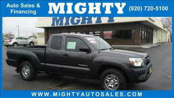 2012 Toyota Tacoma for sale in Neenah, WI