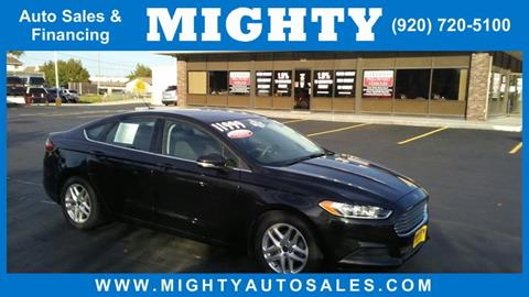 2015 Ford Fusion for sale in Neenah, WI