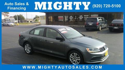 2015 Volkswagen Jetta for sale in Neenah, WI