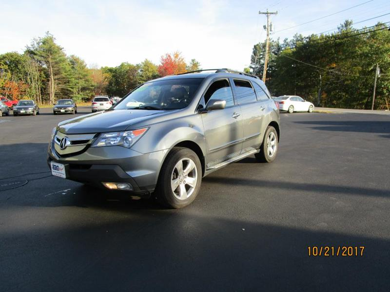 acura mdx for sale in goffstown nh. Black Bedroom Furniture Sets. Home Design Ideas