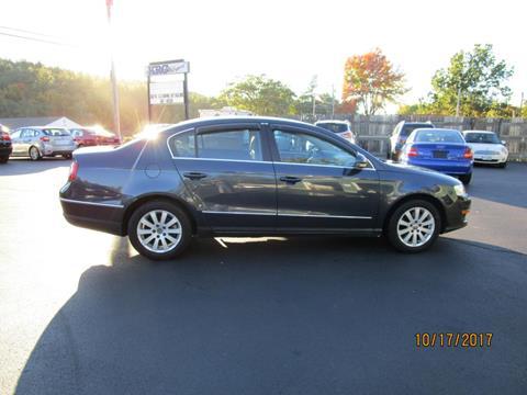2008 Volkswagen Passat for sale in Goffstown, NH