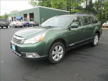 2011 Subaru Outback for sale in Goffstown, NH