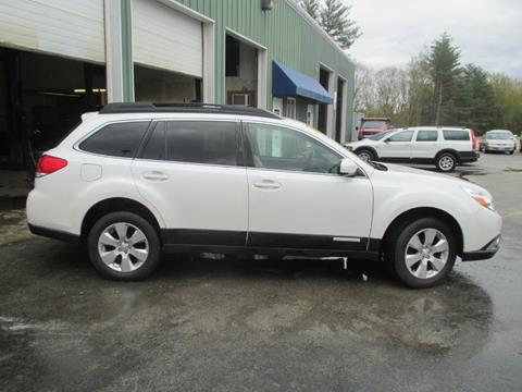 2012 Subaru Outback for sale in Goffstown, NH