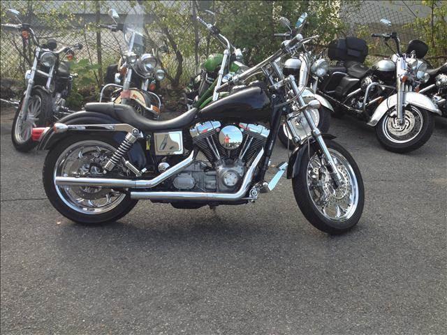 2002 Harley-Davidson FXD
