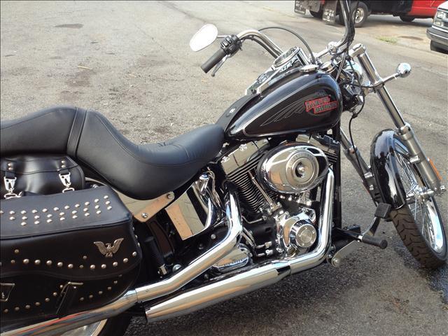 2009 Harley-Davisdon Softail