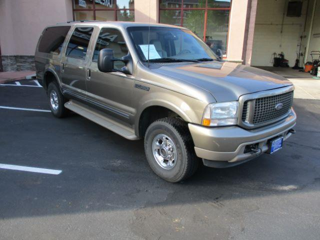 2003 Ford Excursion Limited 4WD 4dr SUV - Colorado Springs CO