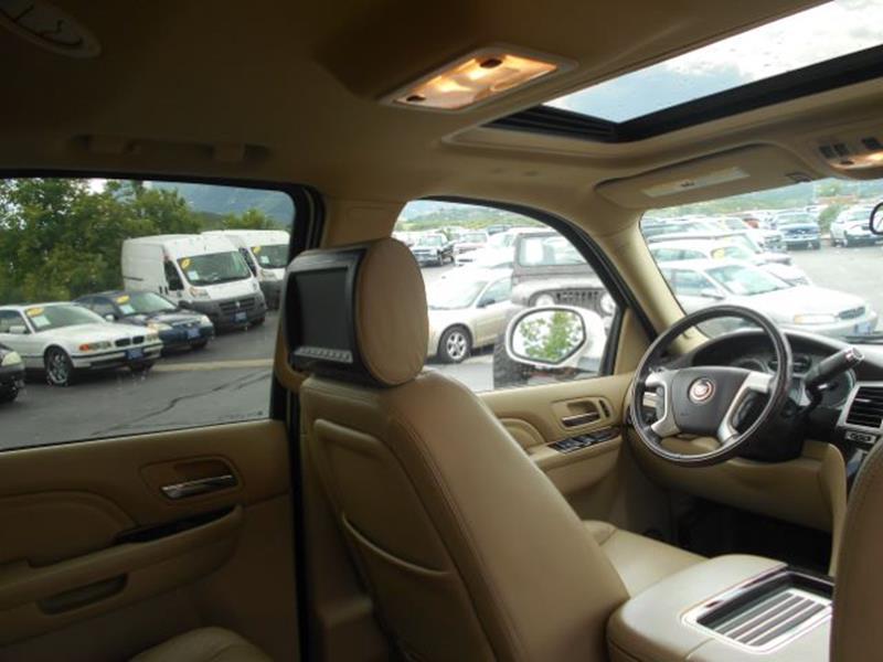 2012 Cadillac Escalade AWD Luxury 4dr SUV - Colorado Springs CO