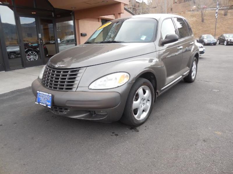 2001 Chrysler Pt Cruiser For Sale In Colorado Springs Co