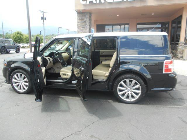 2013 Ford Flex AWD Limited 4dr Crossover w/EcoBoost - Colorado Springs CO