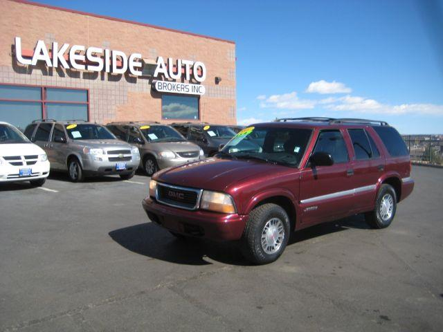 2001 GMC Jimmy - Colorado Springs, CO