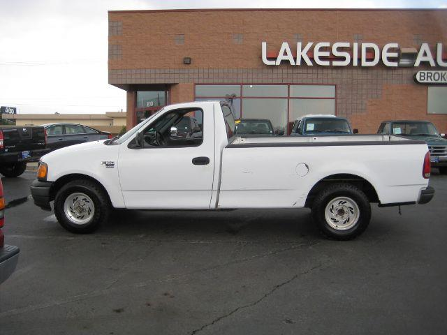 2004 ford f 150 heritage xl long bed 2wd in colorado springs co lakeside auto brokers. Black Bedroom Furniture Sets. Home Design Ideas