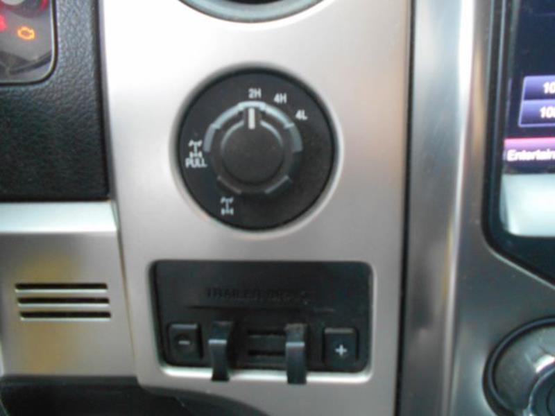 2013 Ford F-150 4x4 SVT Raptor 4dr SuperCrew Styleside 5.5 ft. SB - Colorado Springs CO