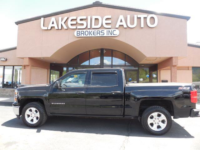 2014 Chevrolet Silverado 1500 1LT Crew Cab Long Box 4WD - Colorado Springs CO