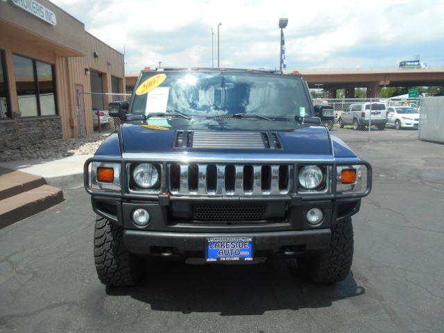 2007 HUMMER H2 SUT 4dr Crew Cab 4WD SB - Colorado Springs CO