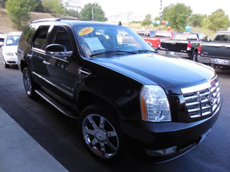 2007 Cadillac Escalade AWD 4dr SUV - Colorado Springs CO