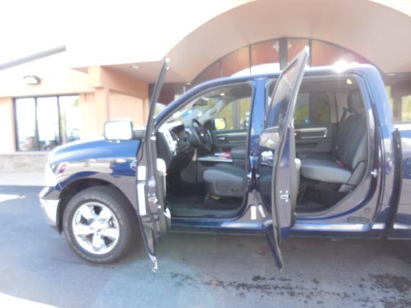 2015 RAM Ram Pickup 1500 SLT Crew Cab SWB 4WD - Colorado Springs CO