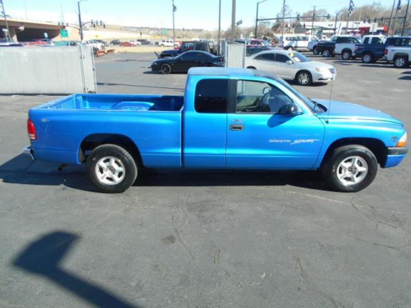 1999 Dodge Dakota Club Cab 2WD - Colorado Springs CO