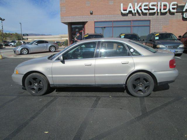 1999 audi a4 quattro 2 8 awd 4dr sedan in colorado springs. Black Bedroom Furniture Sets. Home Design Ideas