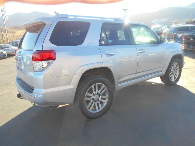 2011 Toyota 4Runner Limited 4WD V6 - Colorado Springs CO