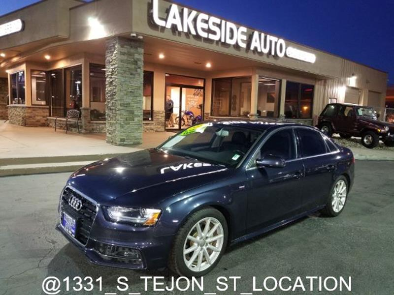 Audi A4 For Sale In Colorado Springs Co