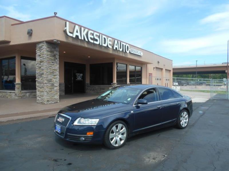 2005 Audi A6 AWD 3.2 quattro 4dr Sedan - Colorado Springs CO