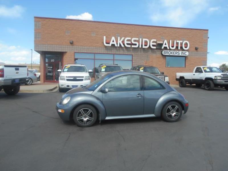 2005 Volkswagen Beetle For Sale In Colorado