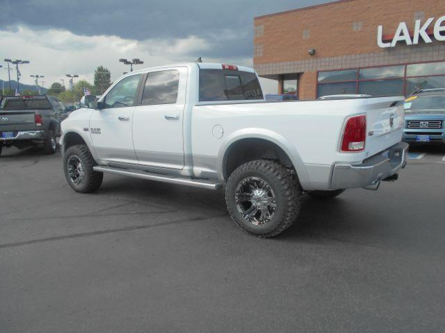2015 RAM Ram Pickup 1500 4x4 Laramie 4dr Crew Cab 6.3 ft. SB Pickup - Colorado Springs CO
