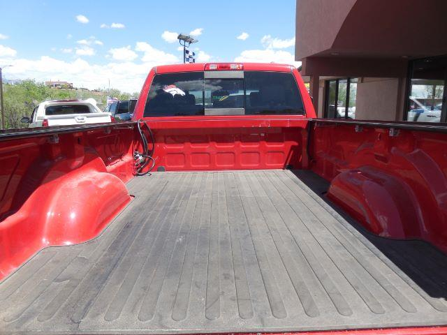 2012 RAM Ram Pickup 2500 4x4 Laramie 4dr Crew Cab 8 ft. LB Pickup - Colorado Springs CO