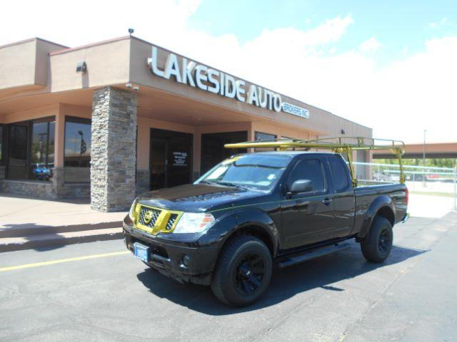 2014 Nissan Frontier Sv King Cab I4 5at 2wd In Colorado