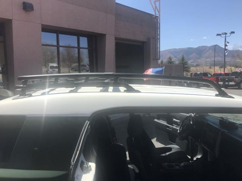 2013 Toyota FJ Cruiser 4x4 4dr SUV 5A - Colorado Springs CO