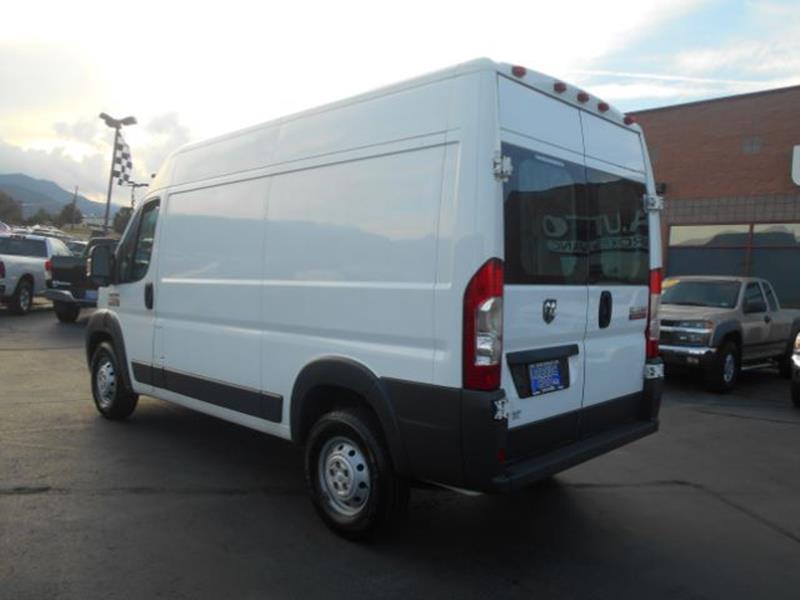2014 RAM ProMaster Cargo 1500 136 WB 3dr High Roof Cargo Van - Colorado Springs CO
