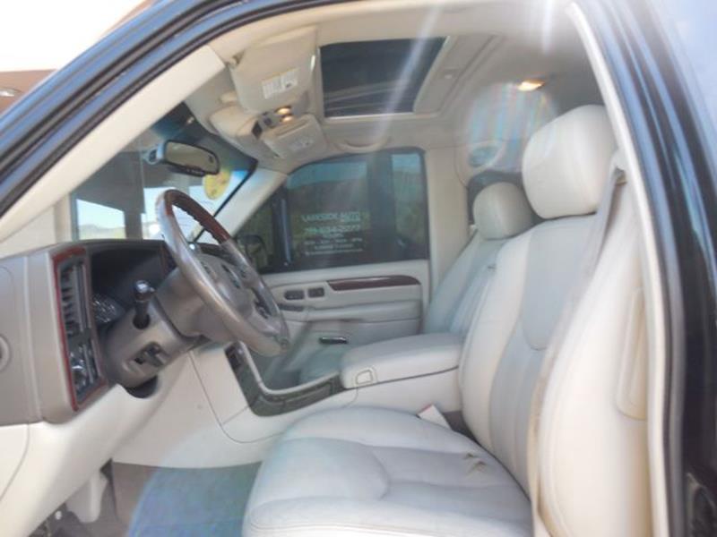 2005 Cadillac Escalade EXT AWD 4dr Crew Cab SB - Colorado Springs CO