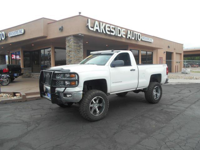 2014 chevrolet silverado 1500 1lt regular cab long box 4wd in colorado springs co lakeside. Black Bedroom Furniture Sets. Home Design Ideas