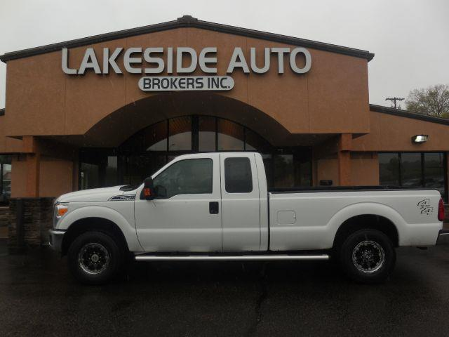 2011 Ford F 250 Super Duty Xl Supercab Long Bed 4wd In