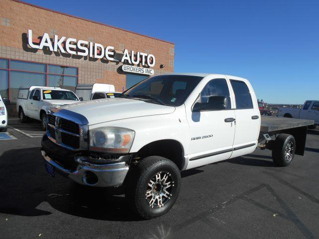 2006 dodge ram pickup 2500 st quad cab long bed 4wd in colorado springs co lakeside auto brokers. Black Bedroom Furniture Sets. Home Design Ideas