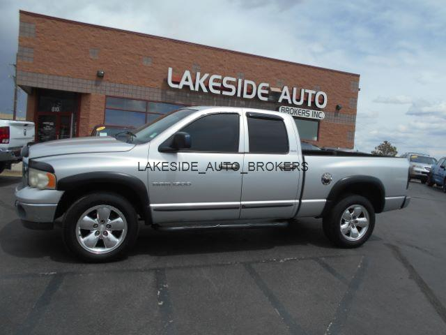 2002 dodge ram pickup 1500 slt quad cab short bed 4wd in colorado springs co lakeside auto brokers. Black Bedroom Furniture Sets. Home Design Ideas