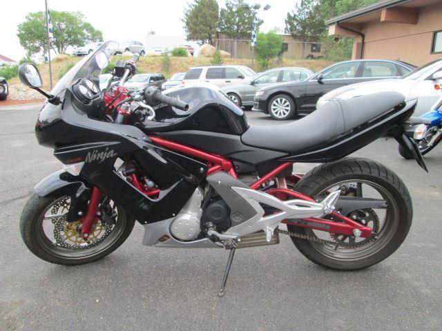 2006 Kawasaki EX650-A