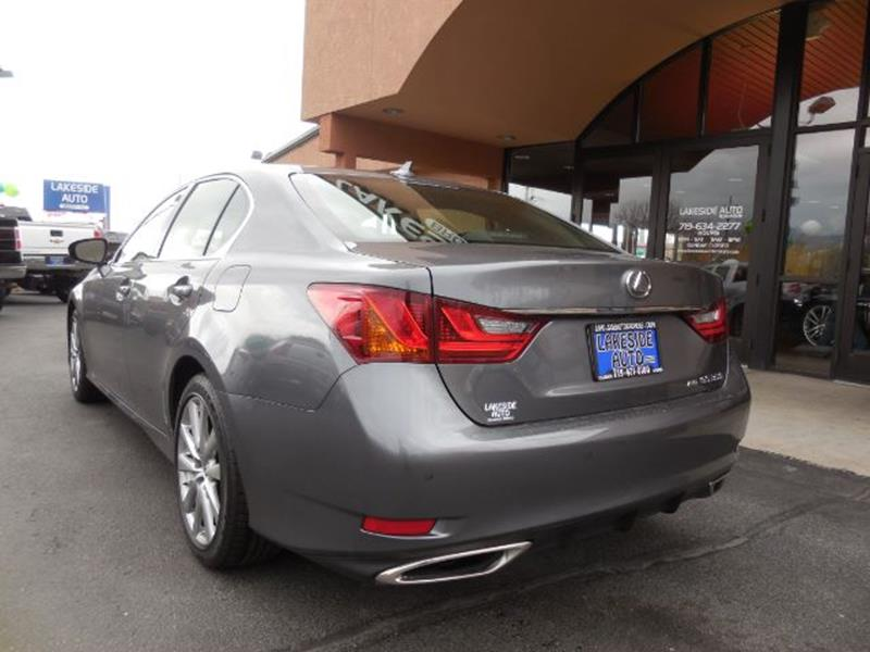 2014 Lexus GS 350 AWD 4dr Sedan - Colorado Springs CO