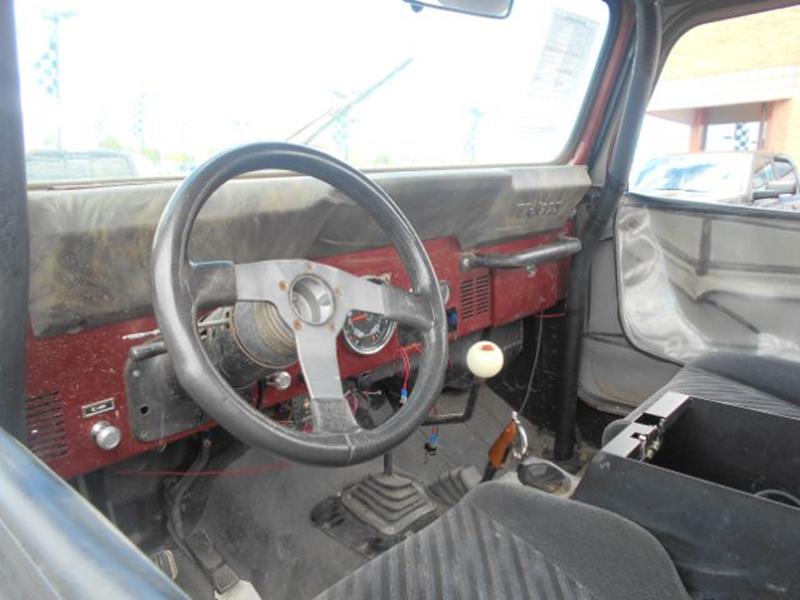 1984 Jeep CJ-7 2dr 4WD SUV - Colorado Springs CO