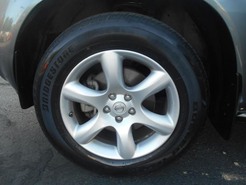2007 Nissan Murano AWD SE 4dr SUV - Colorado Springs CO