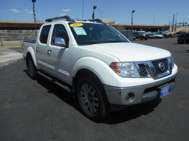 2012 Nissan Frontier SL Crew Cab 4WD - Colorado Springs CO