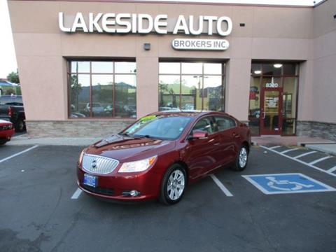 2010 Buick LaCrosse for sale in Colorado Springs, CO