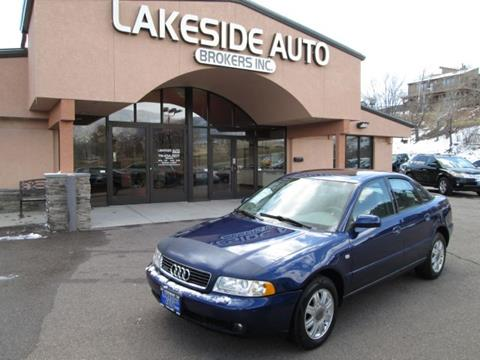 2001 Audi A4 for sale in Colorado Springs, CO