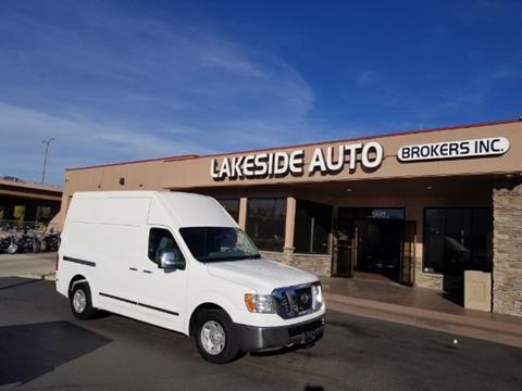 2012 Nissan NV Cargo for sale in Colorado Springs, CO