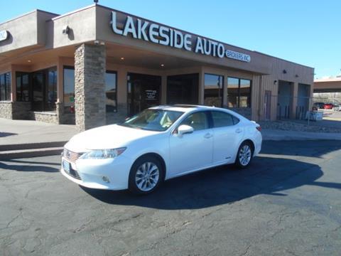 2014 Lexus ES 300h for sale in Colorado Springs, CO