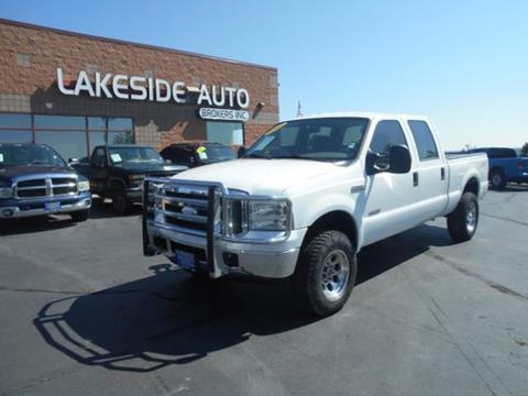 2005 Ford F-250 Super Duty for sale in Colorado Springs, CO