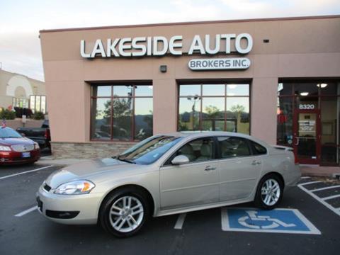 2012 Chevrolet Impala for sale in Colorado Springs, CO