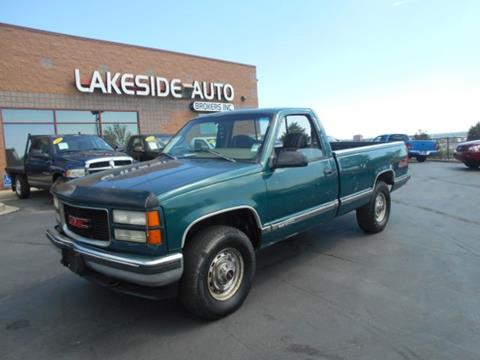 1996 GMC Sierra 1500 for sale in Colorado Springs, CO