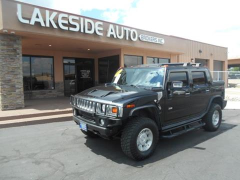 2007 HUMMER H2 SUT for sale in Colorado Springs, CO
